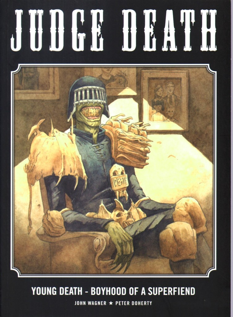 Judge Death: Young Death – Boyhood of a Superfiend