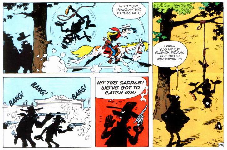 Lucky Luke The Dashing White Cowboy review