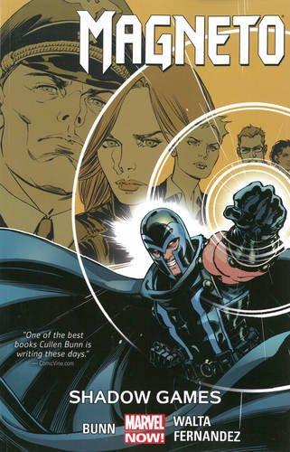 Magneto: Shadow Games