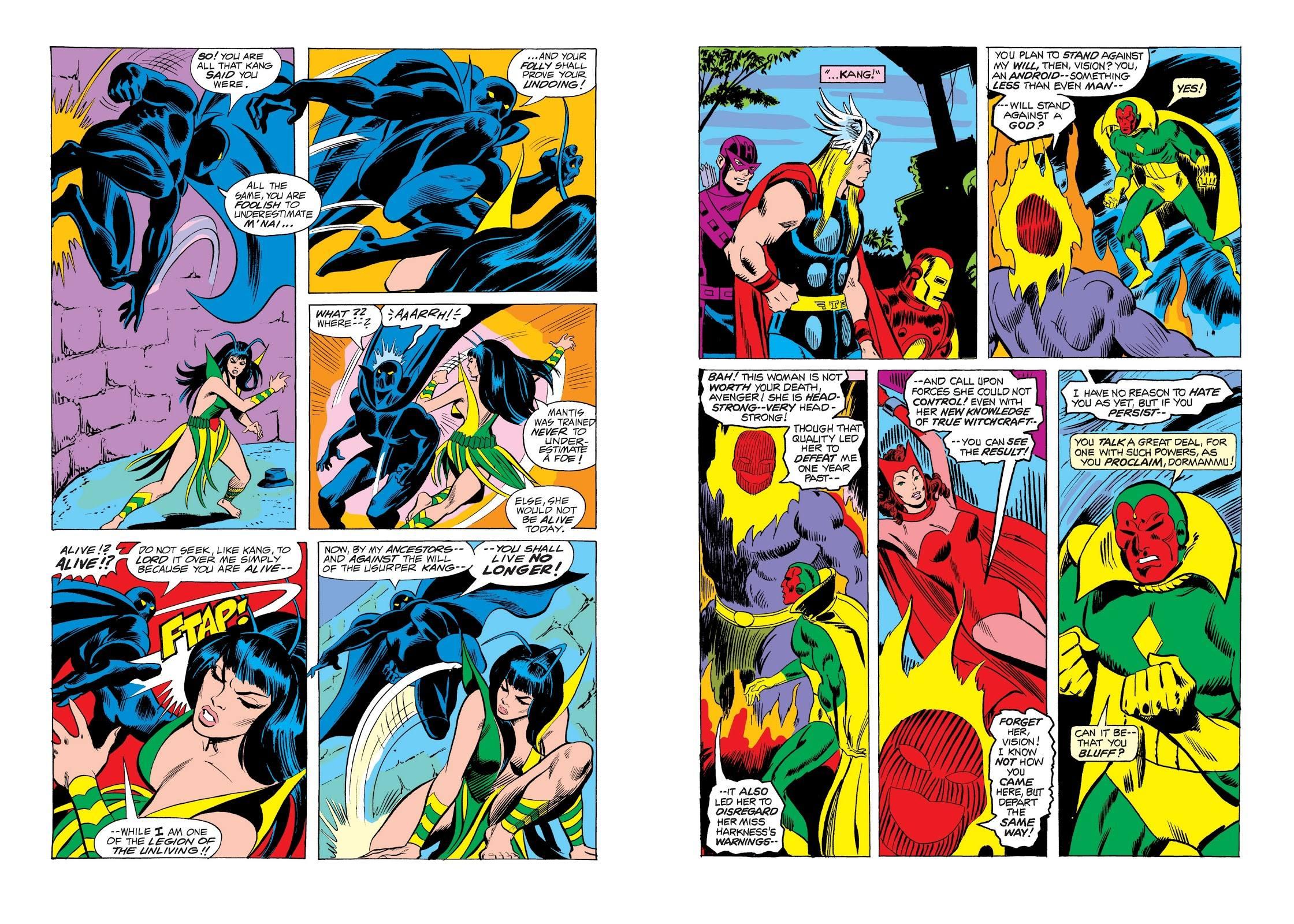 Marvel Masterworks Avengers Vol 14 review