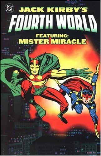 Jack Kirby's Fourth World featuring Mr Miracle