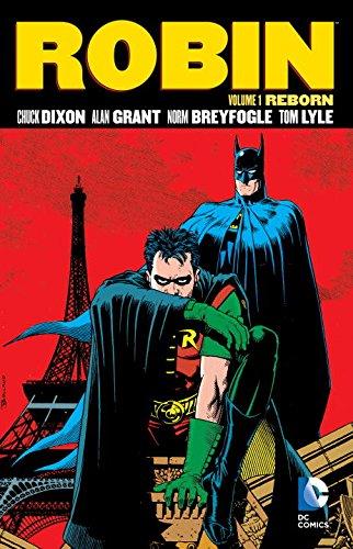 Robin Volume 1: Reborn