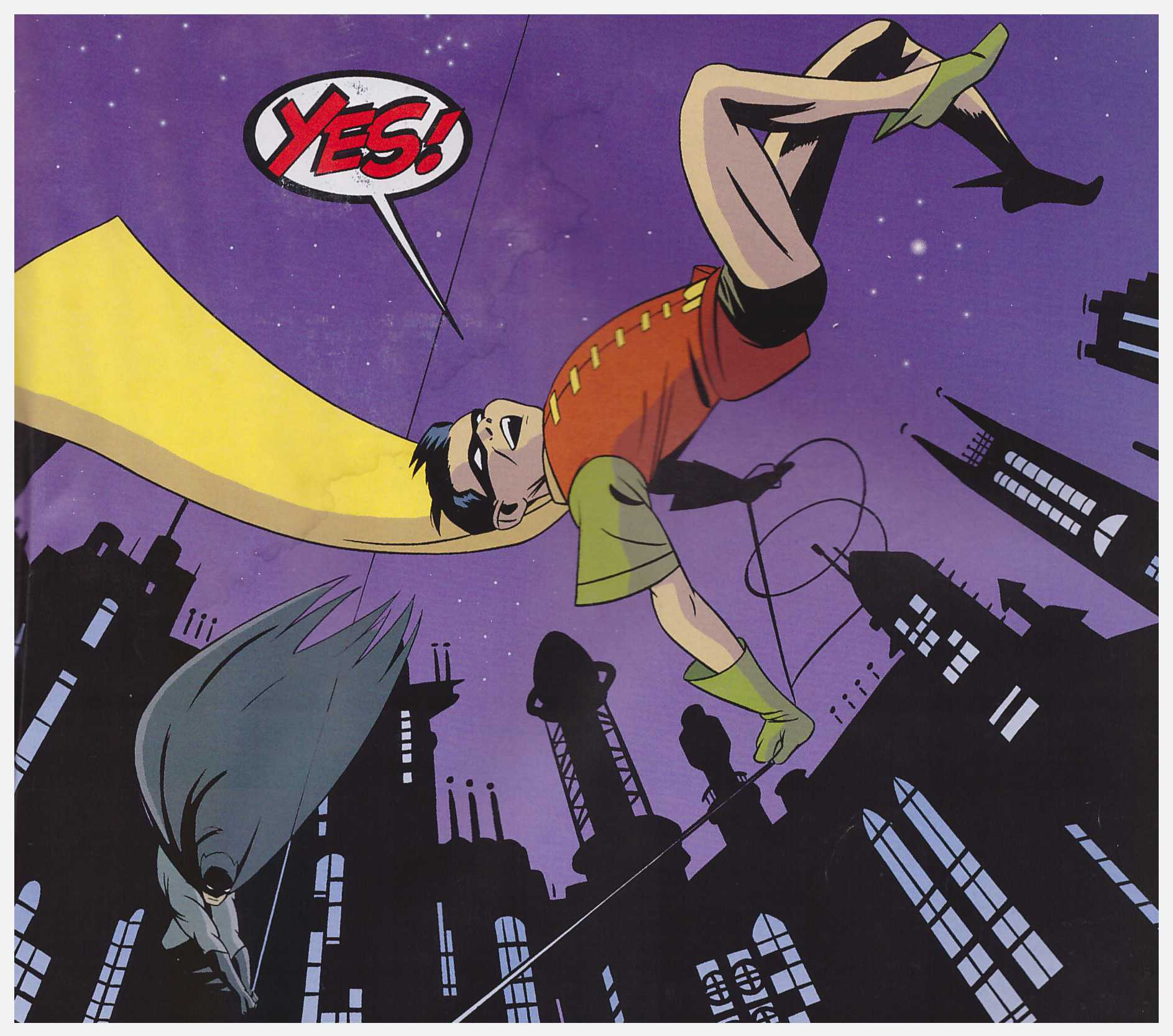 Robin Year One review