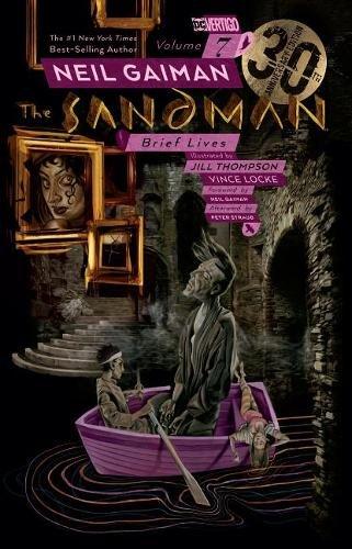 The Sandman: Brief Lives