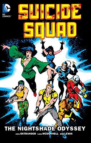 Suicide Squad: The Nightshade Odyssey