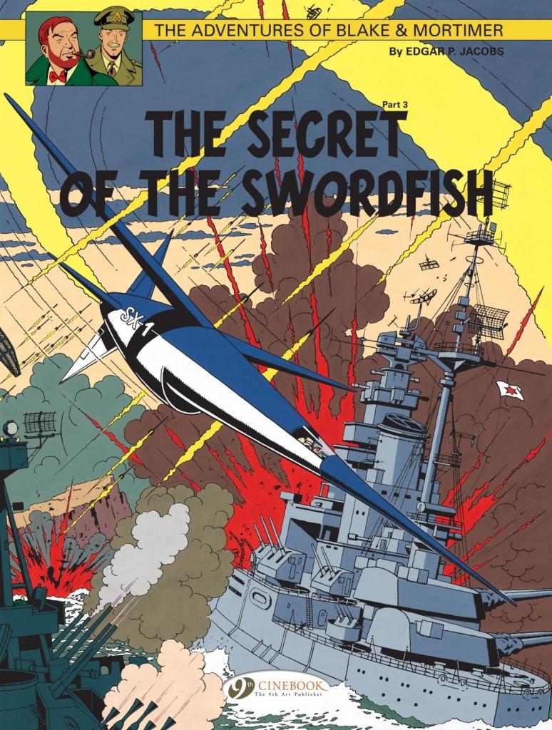 The Adventures of Blake & Mortimer: The Secret of the Swordfish Part 3