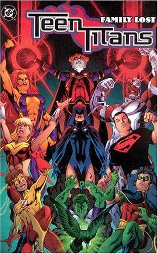 Teen Titans: Family Lost