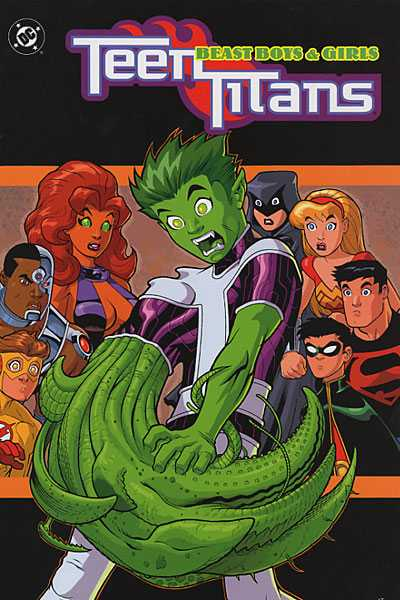 Teen Titans: Beast Boys and Girls