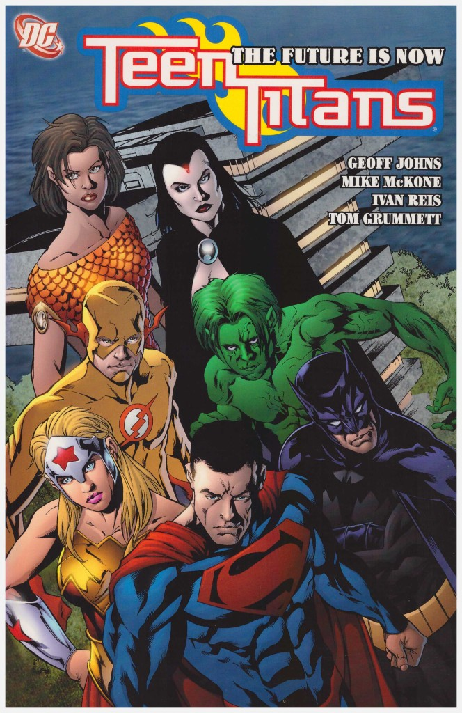 Teen Titans: The Future is Now