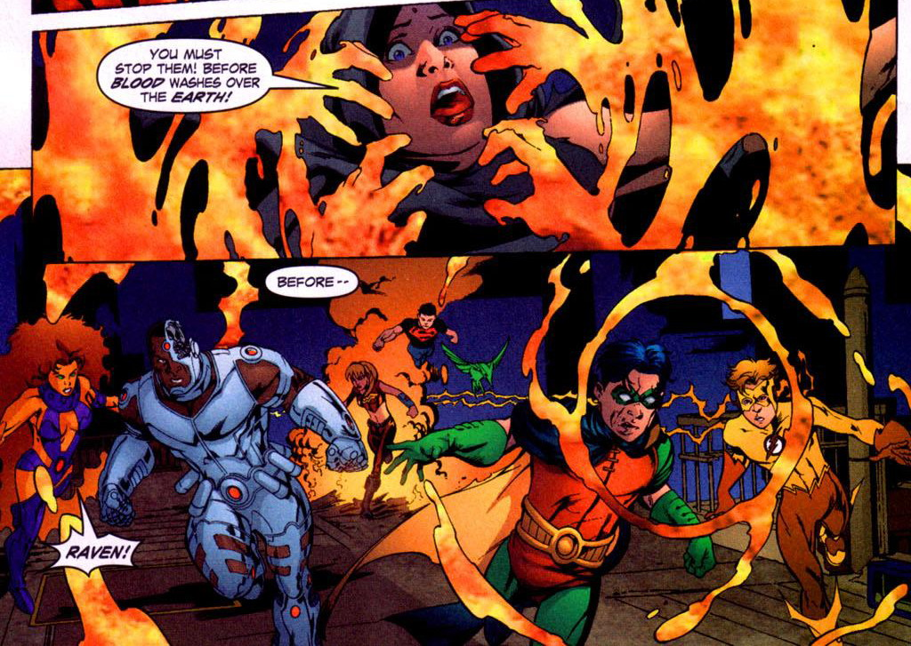 Teen Titans by Geoff Johns Omnibus review