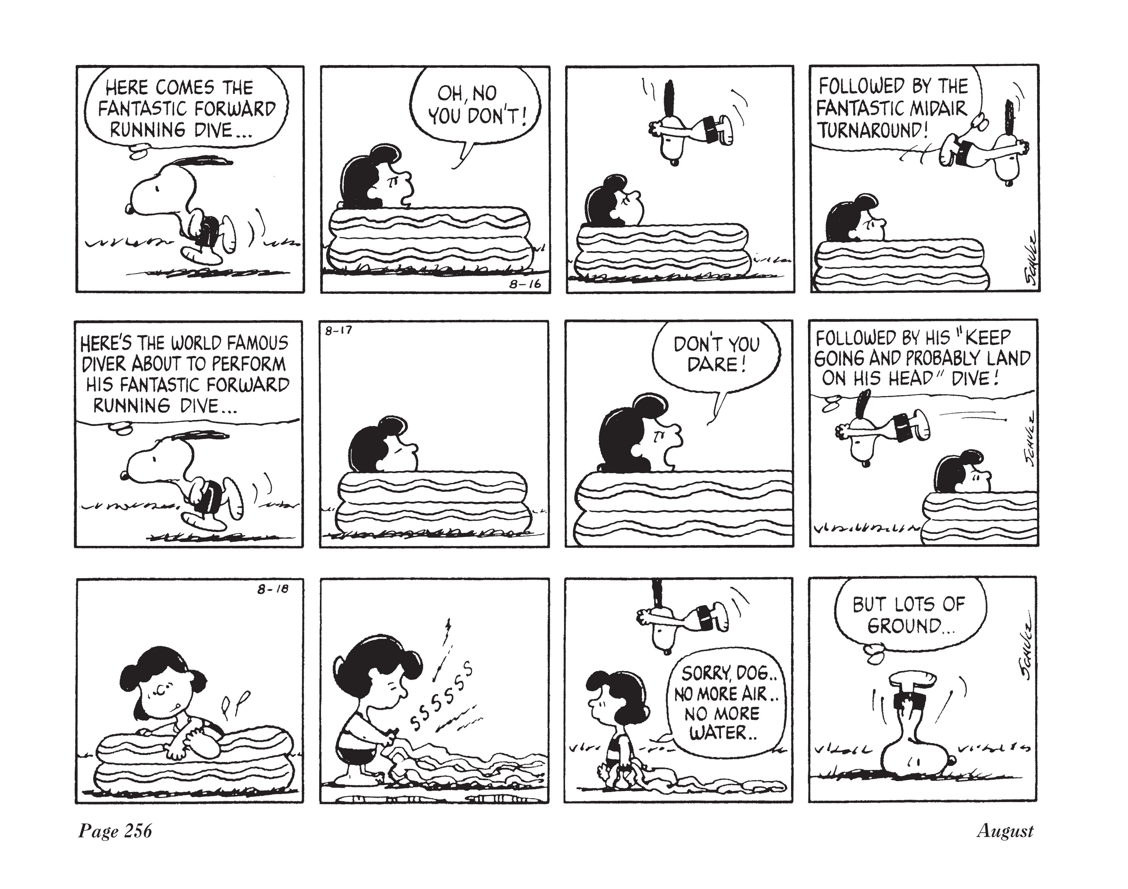 Complete Peanuts 1983 review