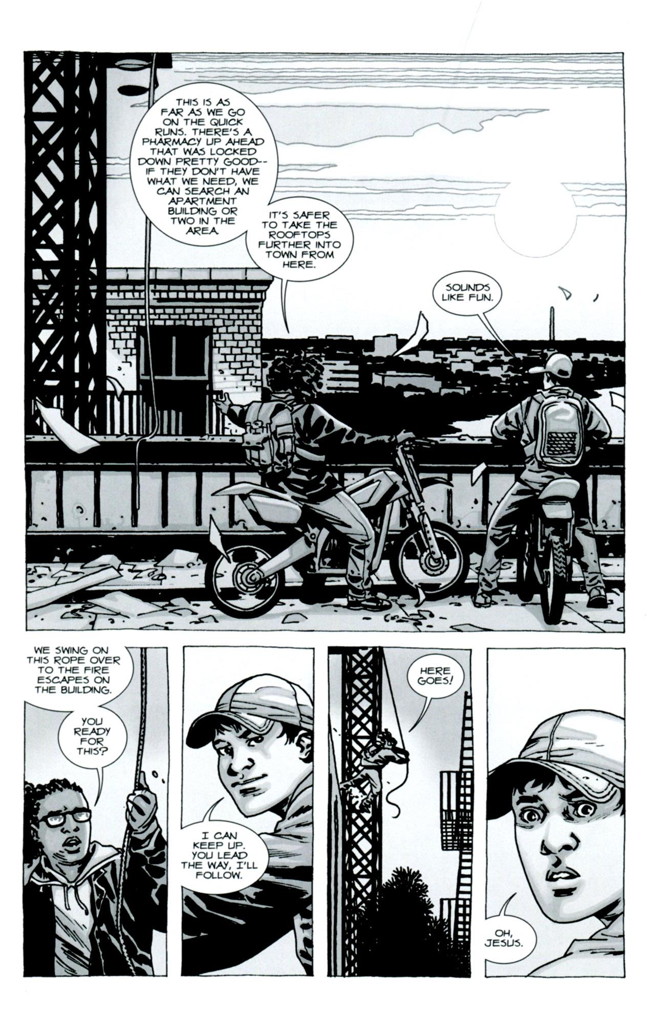 The Walking Dead Book Seven review