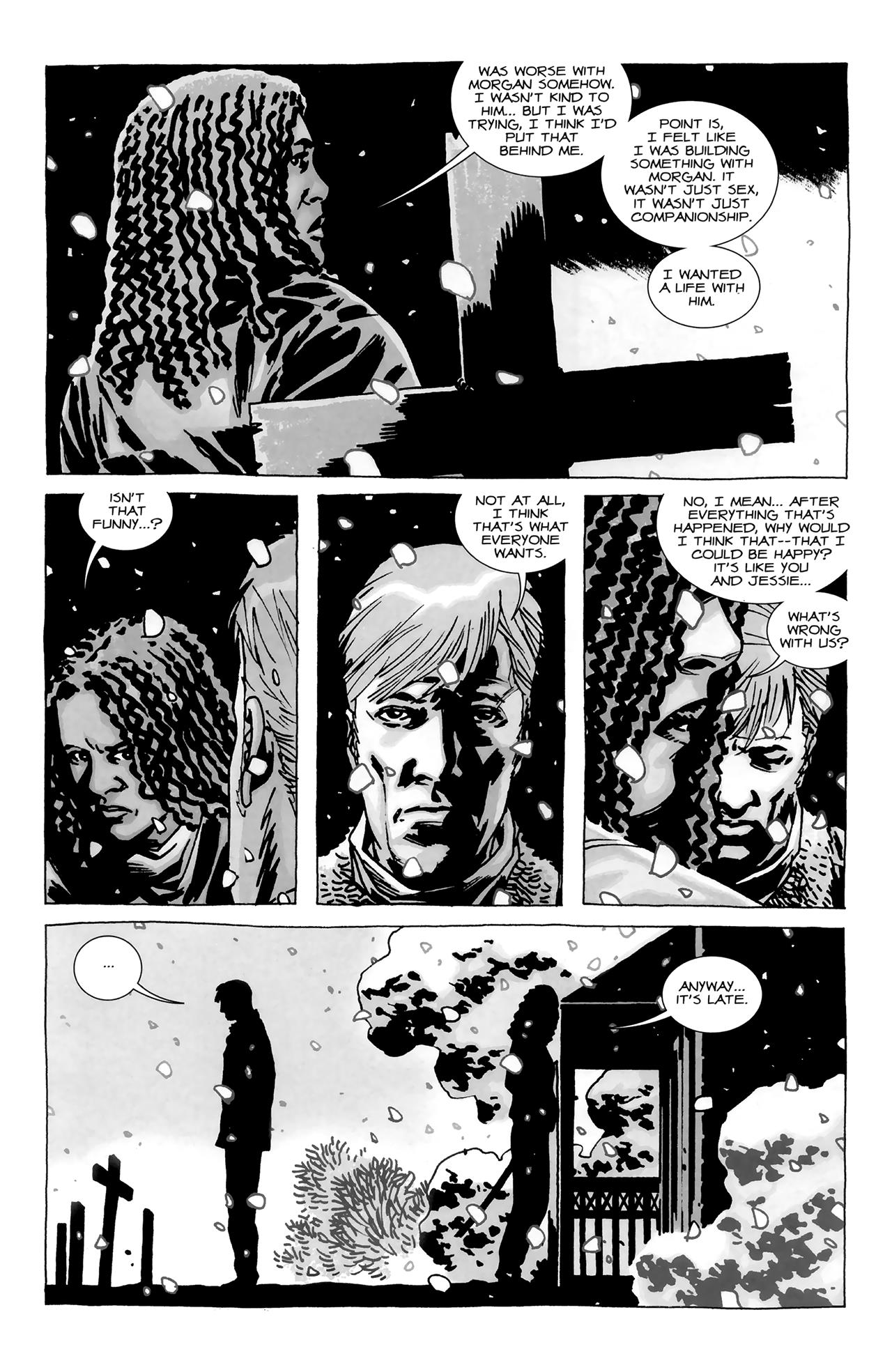The Walking Dead Book Eight review