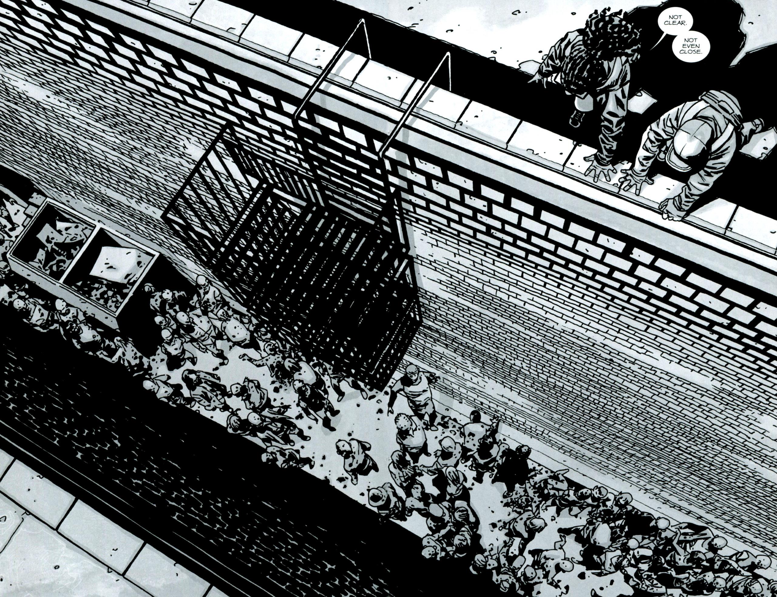The Walking Dead 13 Too Far Gone review