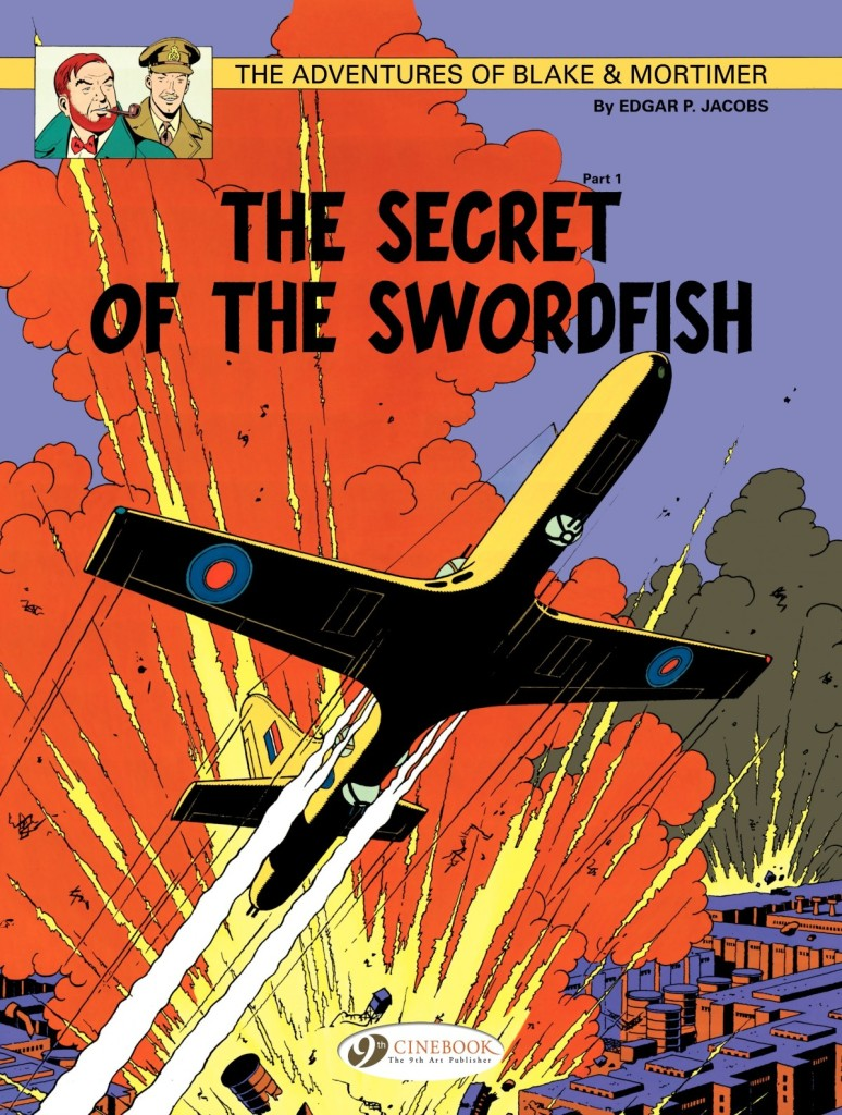 The Adventures of Blake & Mortimer: The Secret of the Swordfish Part 1