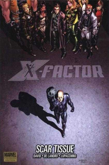 X-Factor: Scar Tissue
