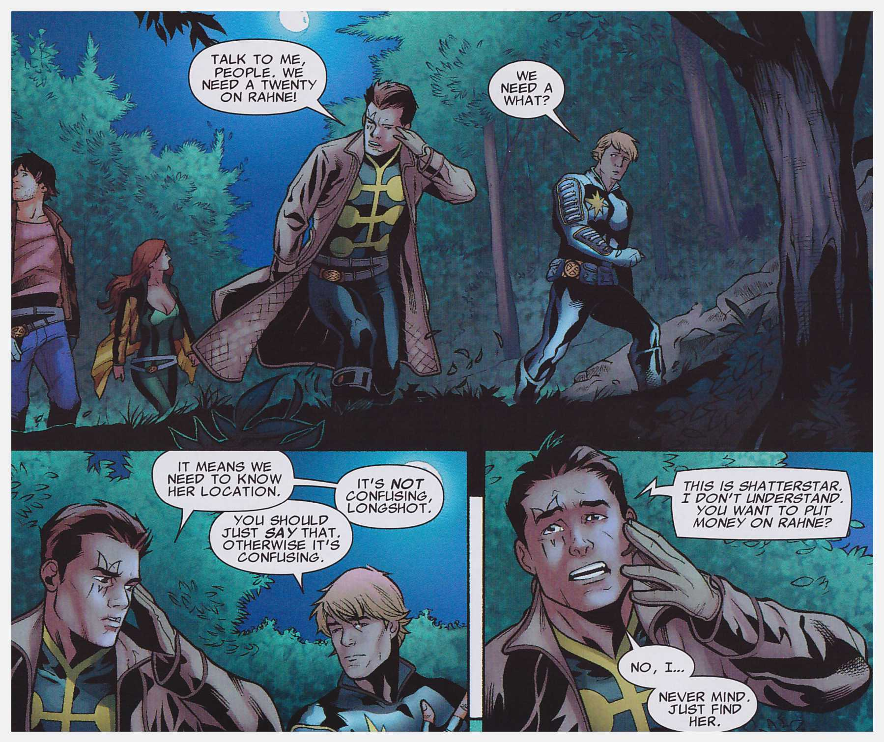 X-Factor Second Coming review
