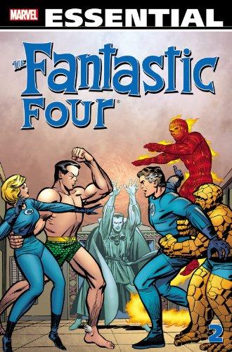 Essential Fantastic Four Volume 2