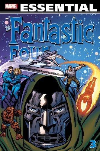 Essential Fantastic Four Volume 3