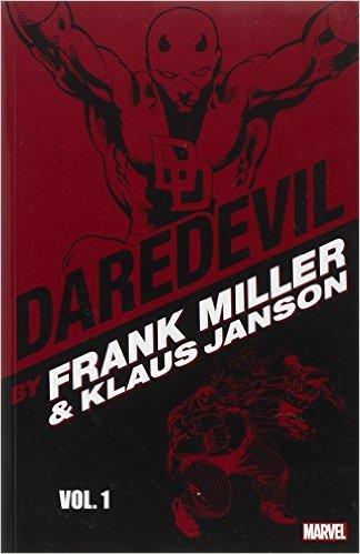 Daredevil by Frank Miller & Klaus Janson Volume 1