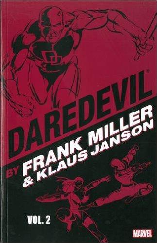 Daredevil by Frank Miller & Klaus Janson Volume 2