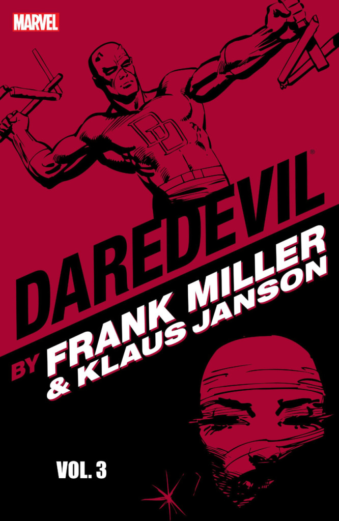 Daredevil by Frank Miller & Klaus Janson Volume 3