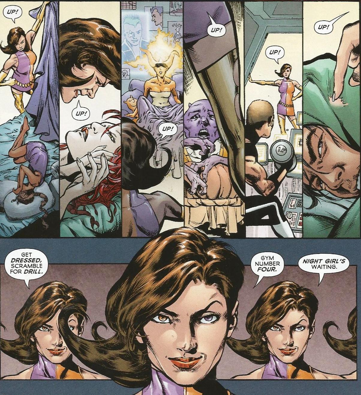 Legion of Super-Heroes When Evil Calls review