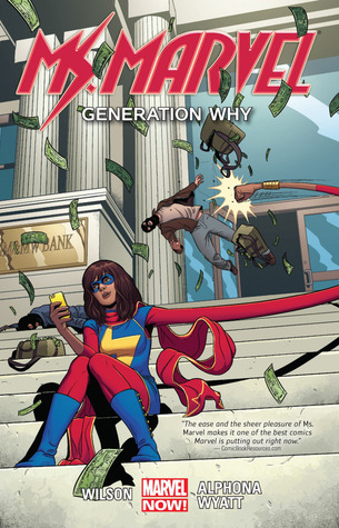 Ms. Marvel: Generation Why