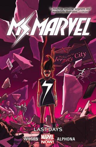 Ms. Marvel: Last Days