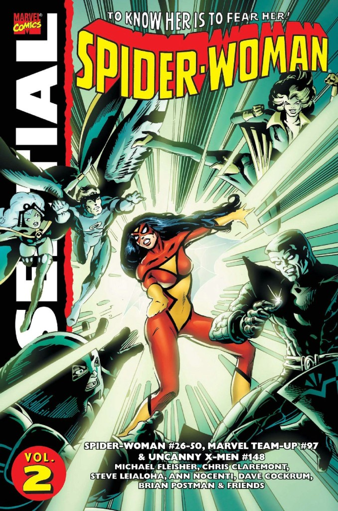 Essential Spider-Woman Volume 2