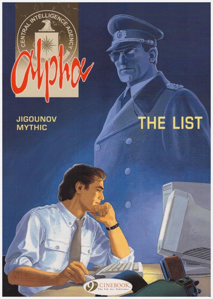 Alpha: The List