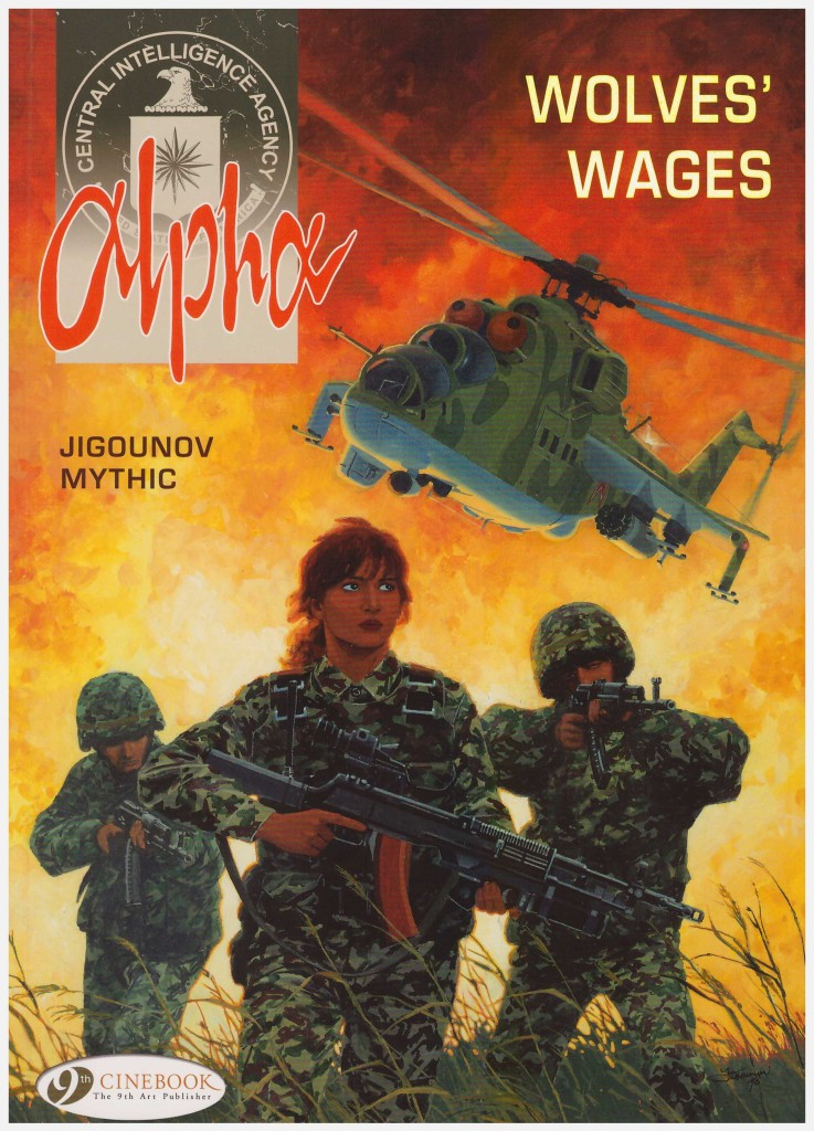 Alpha: Wolves' Wages