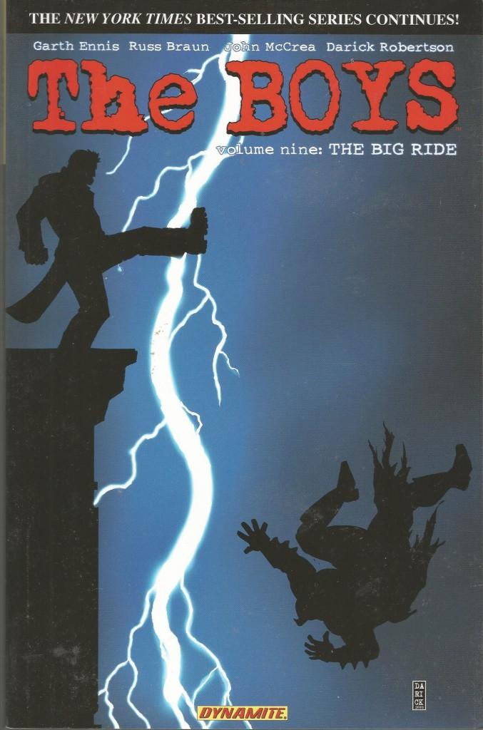 The Boys: The Big Ride