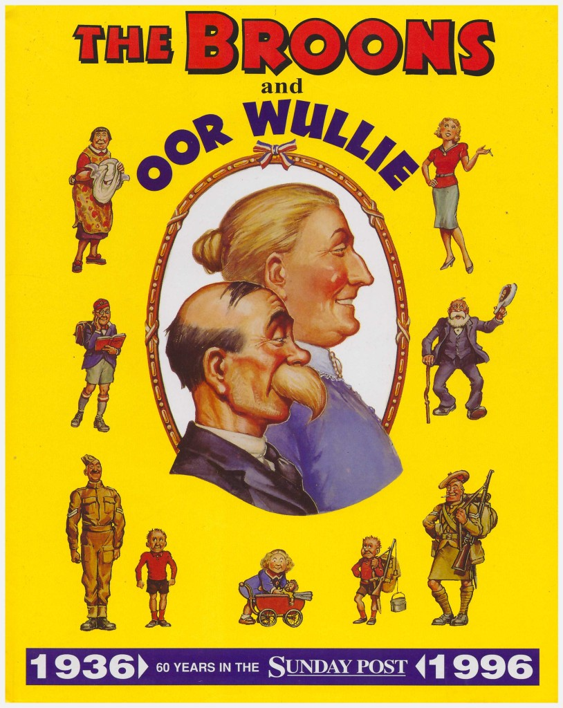 The Broons and Oor Wullie: 1936-1996 > Sixty Years in the Sunday Post