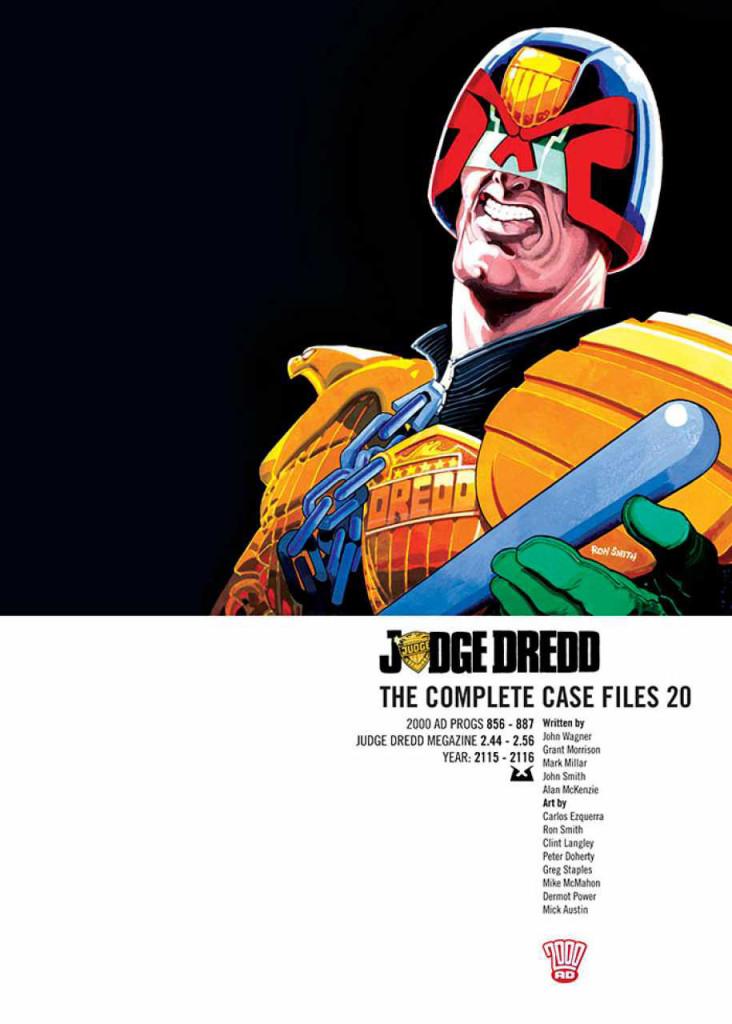 Judge Dredd: The Complete Case Files 20