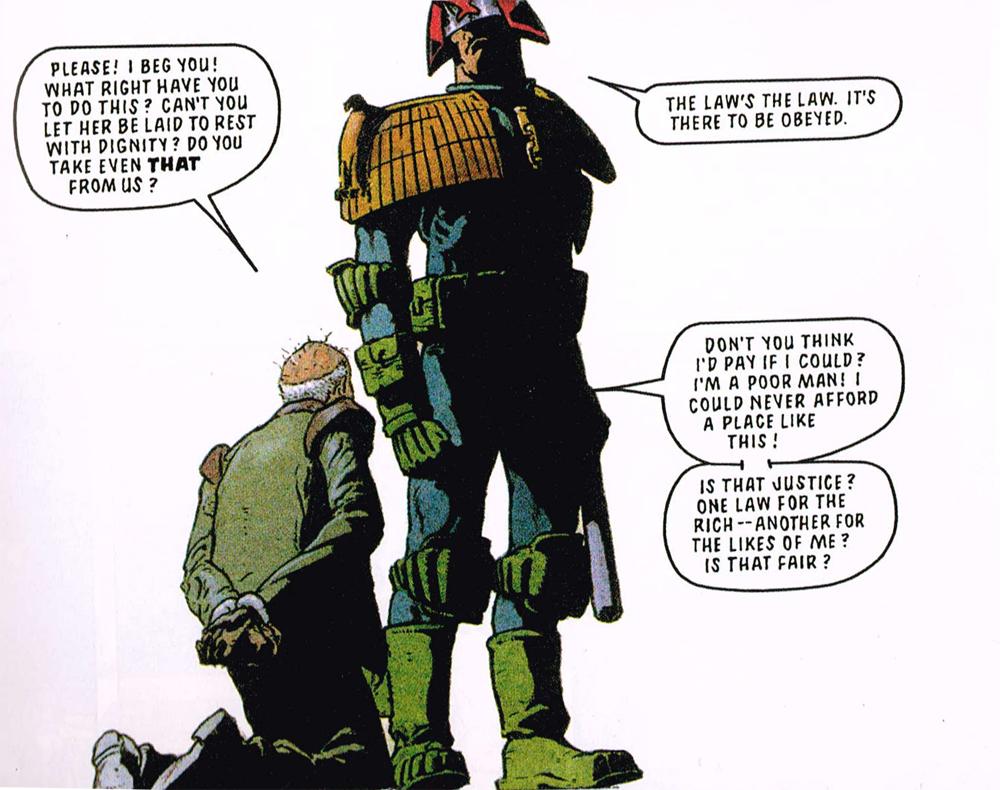 Judge Dredd Complete Case Files 20 review