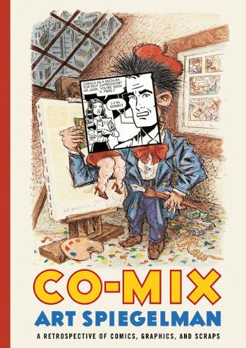 Co-mix – Art Spiegelman – A Retrospective, of Comics, Graphics and Scraps
