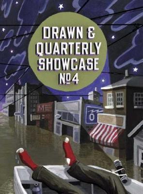 Drawn & Quarterly Showcase Volume 4
