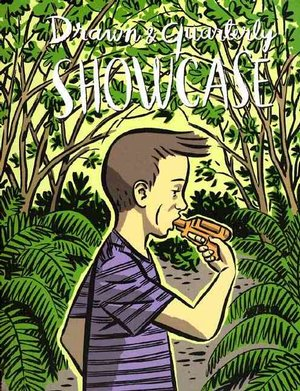 Drawn & Quarterly Showcase Volume 2