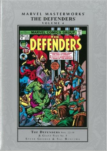 Marvel Masterworks: Defenders Volume 4