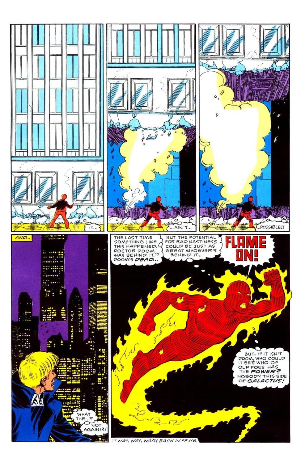 Fantastic Four Visionaries Byrne vol 6 review