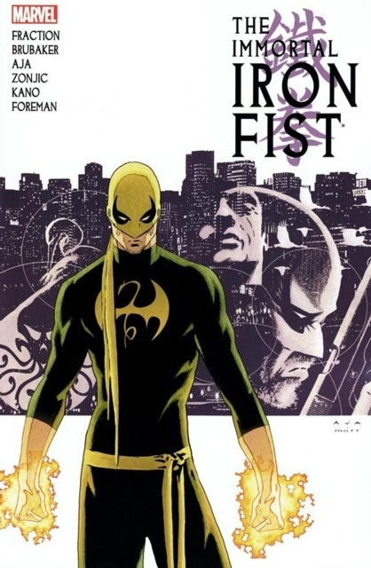 The Immortal Iron Fist: The Complete Collection Volume 1
