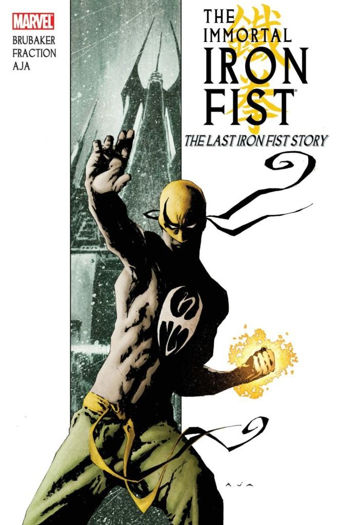 The Immortal Iron Fist: The Last Iron Fist Story