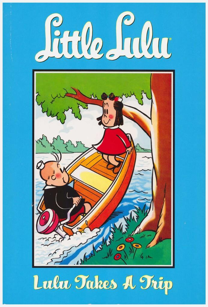Little Lulu: Lulu Takes a Trip