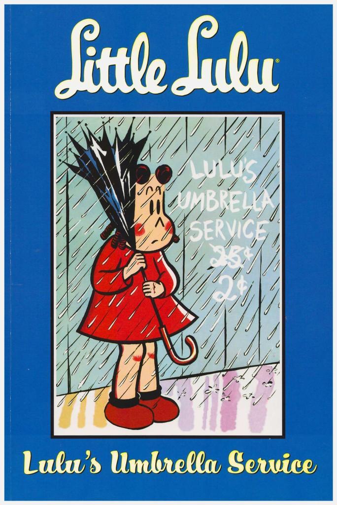 Little Lulu: Lulu's Umbrella Service