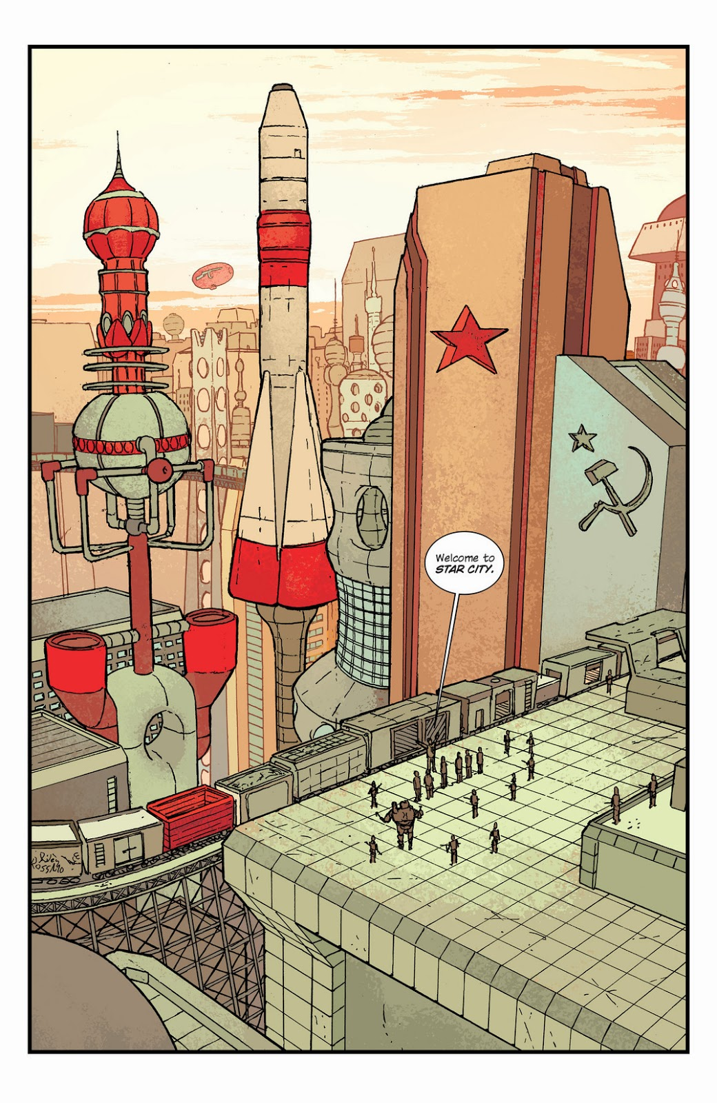 Manhattan Projects 2 review