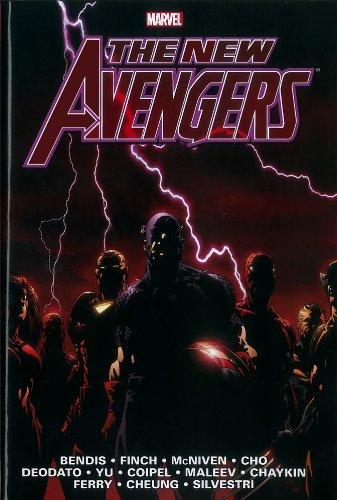 The New Avengers Omnibus