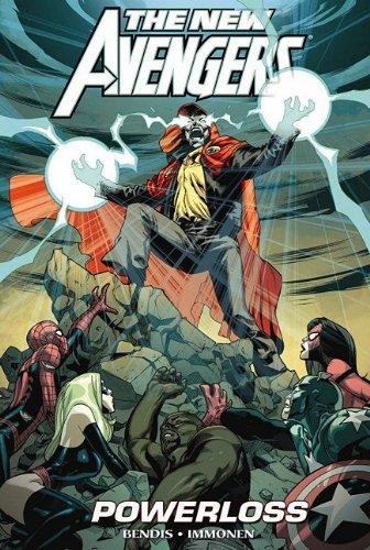 The New Avengers: Powerloss