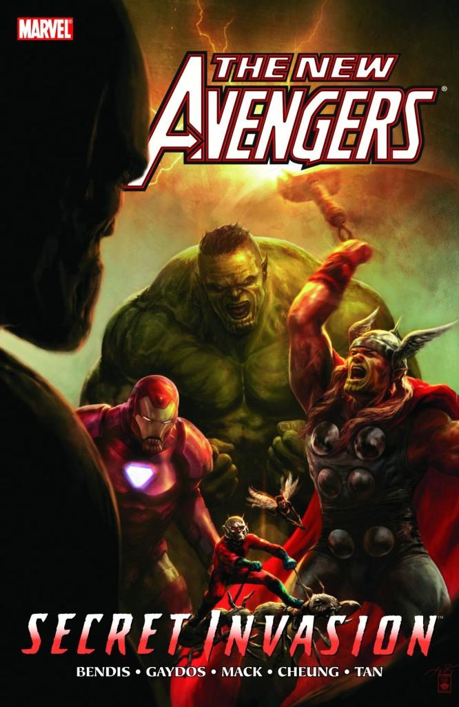 The New Avengers: Secret Invasion 1