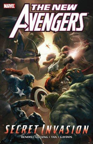 The New Avengers: Secret Invasion 2